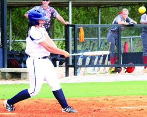 Batting against Thomasville