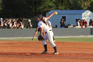 Softball - Jeff Davis vs. Bacon County